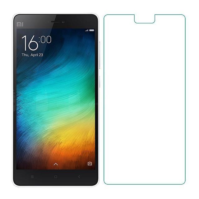 Xiaomi Redmi Mi4i - anti shatter Tempered Glass Screen Protector 0.3 mm thick