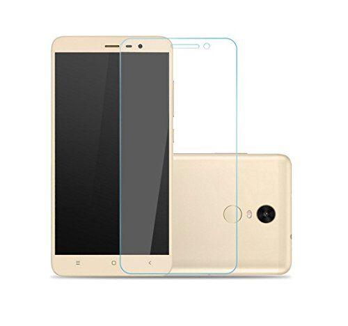 Xiaomi Redmi Note 3 Premium Tempered Glass Screen Protector [9H] - Full HD, Shatterproof, Anti Scratch Screen Guard For Xiaomi Redmi Note 3