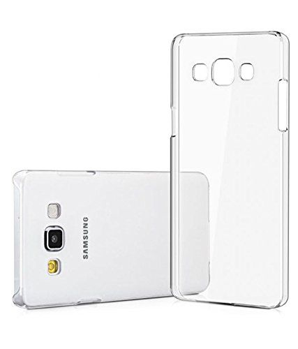 Samsung Galaxy A5 Ultra Thin Perfect Fitting Premium Imported High quality 0.3mm Crystal Clear Totu Silicone Transparent Full Flexible Soft Corner protection Cover Guard with TPU Slim Back Case Back Cover