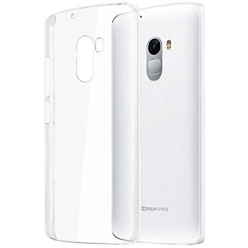 Lenovo K4 Note Ultra Thin Silicone Soft Jelly Case Back Cover for Lenovo Vibe K4 Note (Transparent)