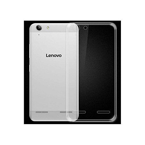 Lenovo Vibe K5 / Lenovo Vibe K5 Plus Perfect Fitting High Quality Ultra Thin Transparent Silicon Back Cover for (Transparent)