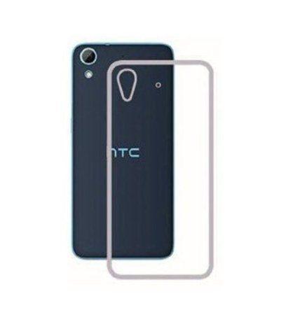 HTC Desire 828 Ultra Thin 0.3mm Clear Transparent Soft TPU Slim Back Case Cover