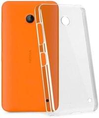 Nokia X2 Back Cover (Transparent)