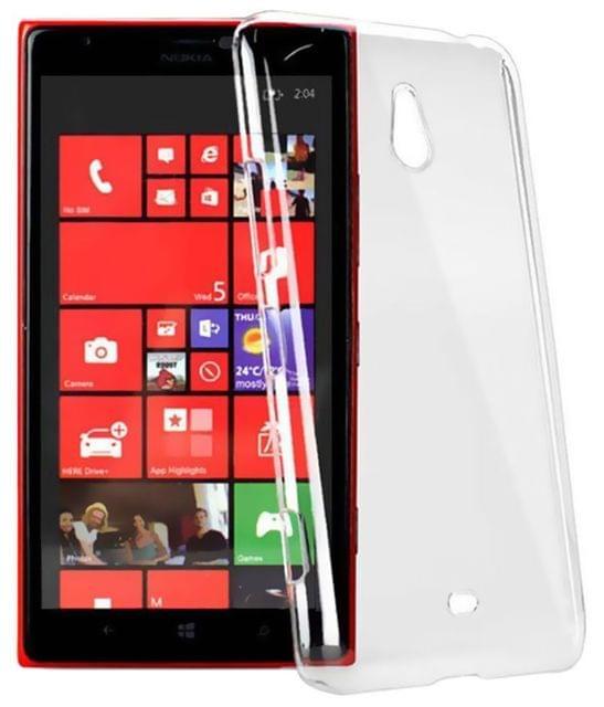 Nokia L 640 XL Silicon Back Cover