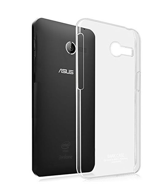 Zenfone 4 Transparent Soft Ultra Slim  Silicon Back Cover