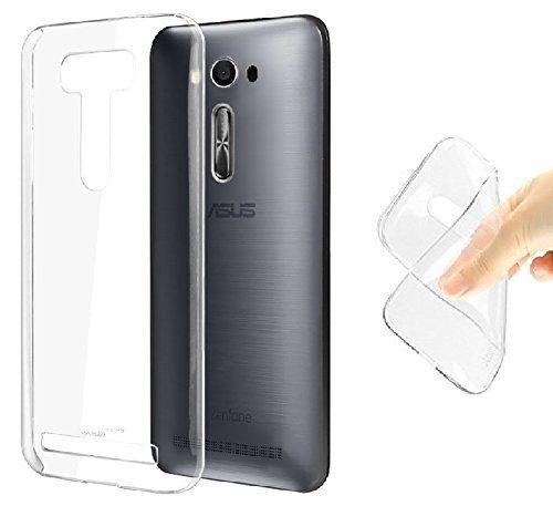 Asus Laser 5.5 Transparent Soft Ultra Slim Back Cover