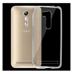 Zenfone Go Transparent Soft Ultra Slim Back Cover