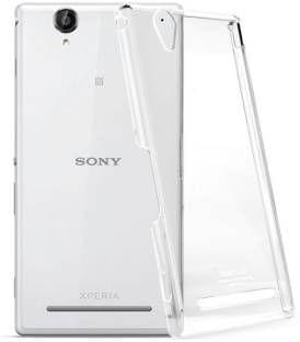 Sony Xperia-T2 (5322)  Transparent Soft Ultra Slim Back Cover