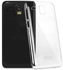 Gionee P2S Premium Quality Tranparent Back Cover