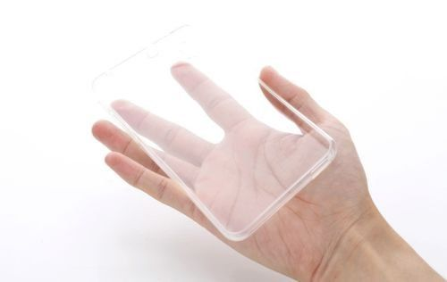 GIONEE F 103 SOFT TRANSPARENT BACK CASE COVER