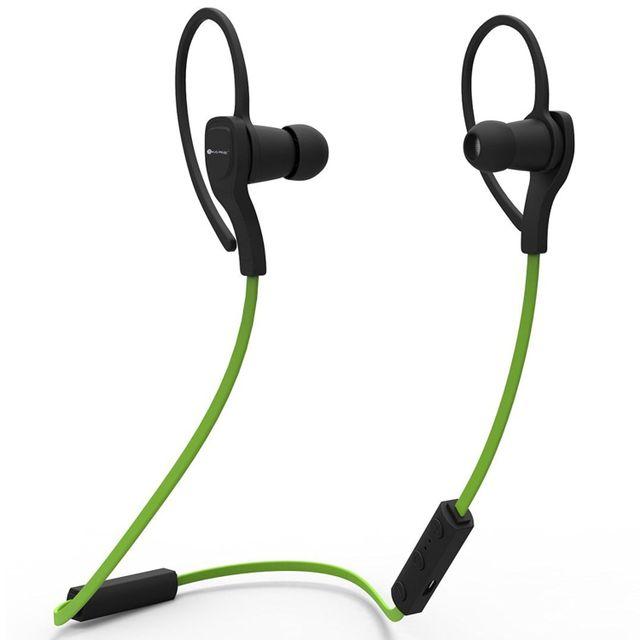 iKare Bluetooth Headphones BT - H06 V4.1 Wireless Sport Stereo In-Ear Noise Cancelling Sweatproof Noise Cancelling Headphones w/ Microphon