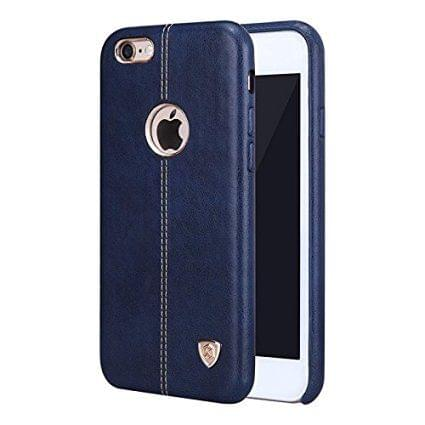 Apple iPhone 6 /iPhone 6S Nillkin Englon Series Leather Back Cover-Blue