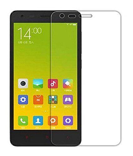 Xiaomi Redmi 2 Prime Transparent Tempered Glass