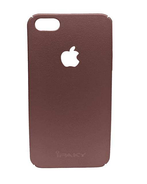 Apple iPhone 5s iPAKY 360 Degree All-round  Protective Slim Fit Case Cover (Brown)