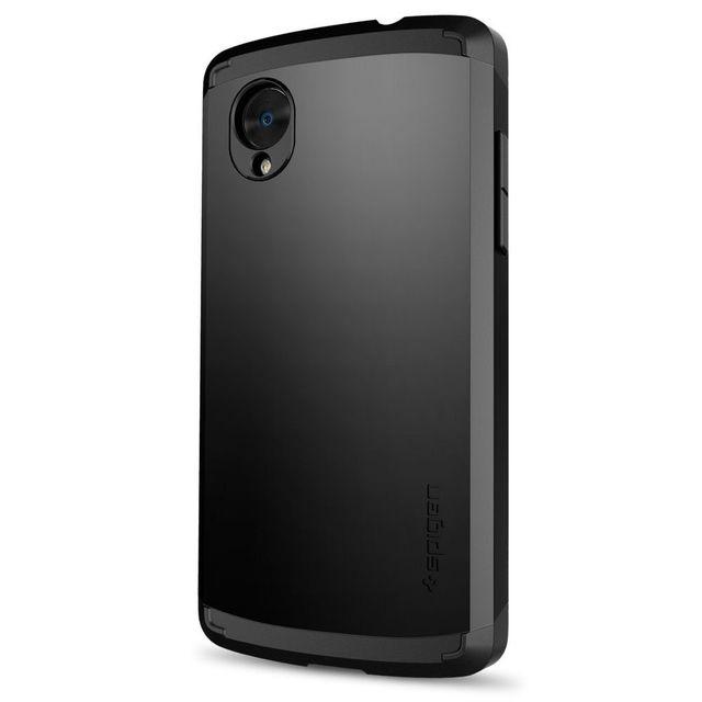 Google Nexus 5 Spigen SGP10560 Ultra Fit Premium SF Coated Matte Hard Case-Grey
