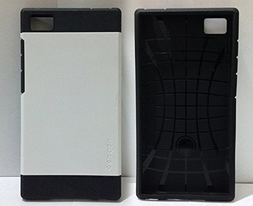 Xiaomi Mi3 Spigen Sgp Slim Armor Case Back Cover-Silver