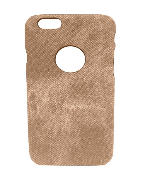 iphone 6s Fashion Case Velvat Cover (Brown)