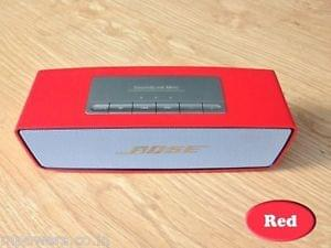 Mini Bluetooth Speaker-RED