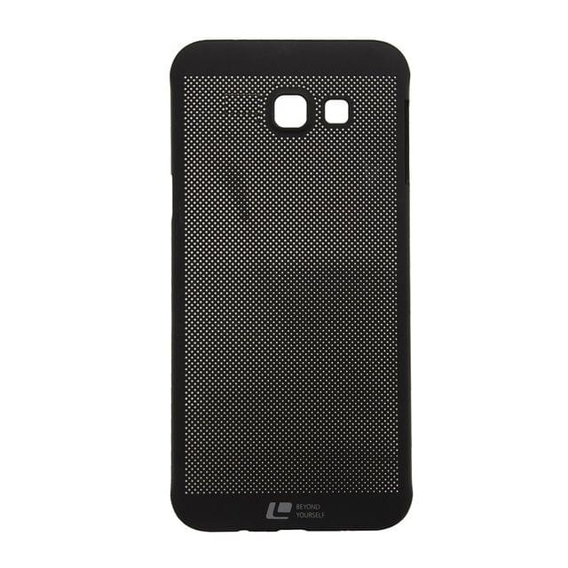 Samsung A5 2016 Loopee Heat Dissipation Hollow Thin Hard Back Case Cover-Black