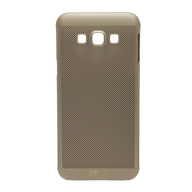 Samsung A5 2015 Loopee Heat Dissipation Hollow Thin Hard Back Case Cover-Gold
