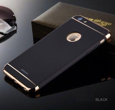 Iphone 5/5s/SE Joyroom series Back Cover- Black
