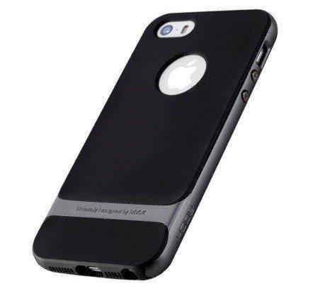 Apple Iphone 6  & 6s  Rock Royce Sleek Back Cover-Grey