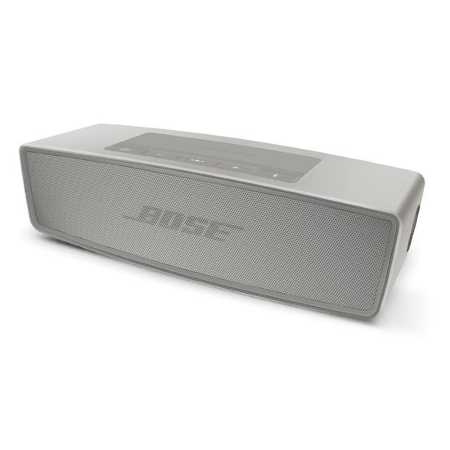 Mini Bluetooth Speaker-Silver