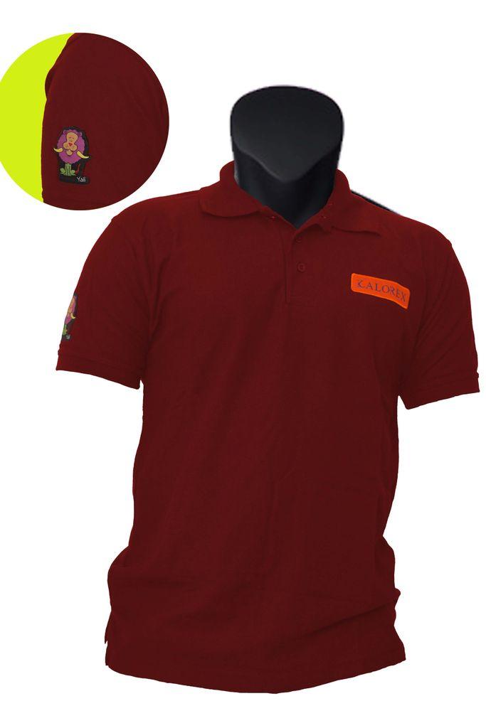 T Shirt - Maroon