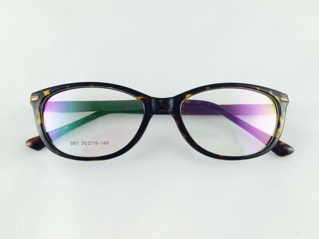 Tom Valentine Cheetah & Brown Full Frame Rectro-Square Eyeglasses for men and women