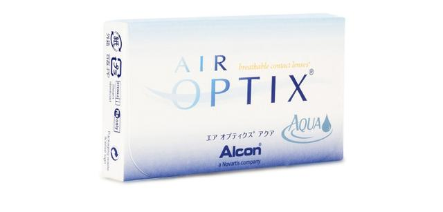 ALCON Air Optix Aqua (6 lenses/box) Ciba Vision
