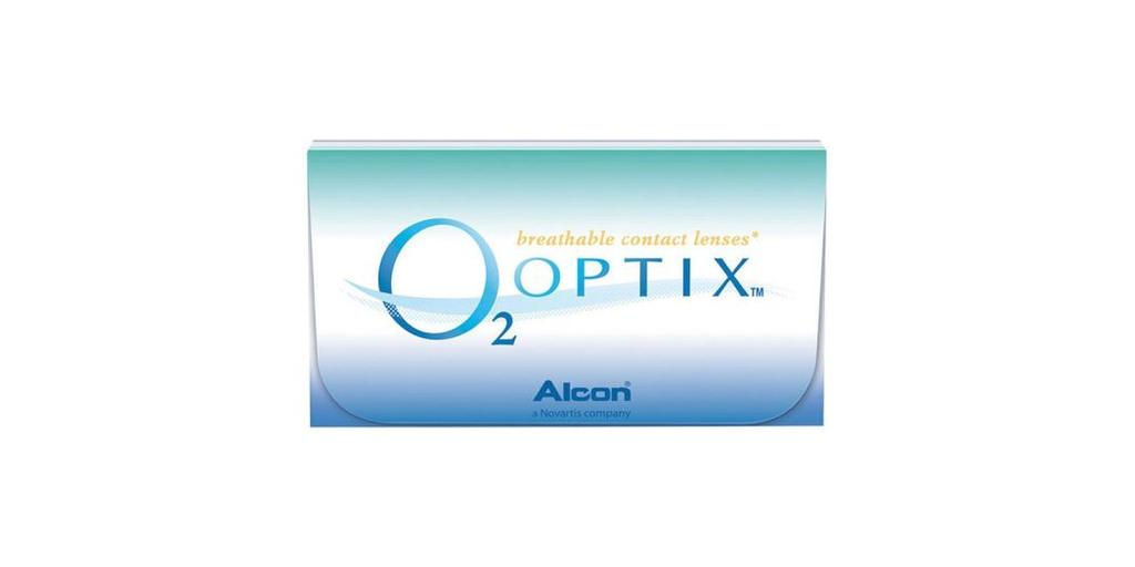 ALCON O2 OPTIX (6 LENSES/BOX) CIBA VISION