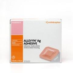 ALLEVYN™ Ag Adhesive Absorbent Silver Hydrocellular Dressing