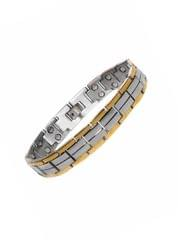 Port Mens Bio Magnetic Titanium Bracelet