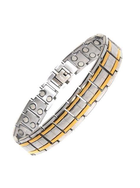 Port mens Bio Magnetic Titanium Bracelet