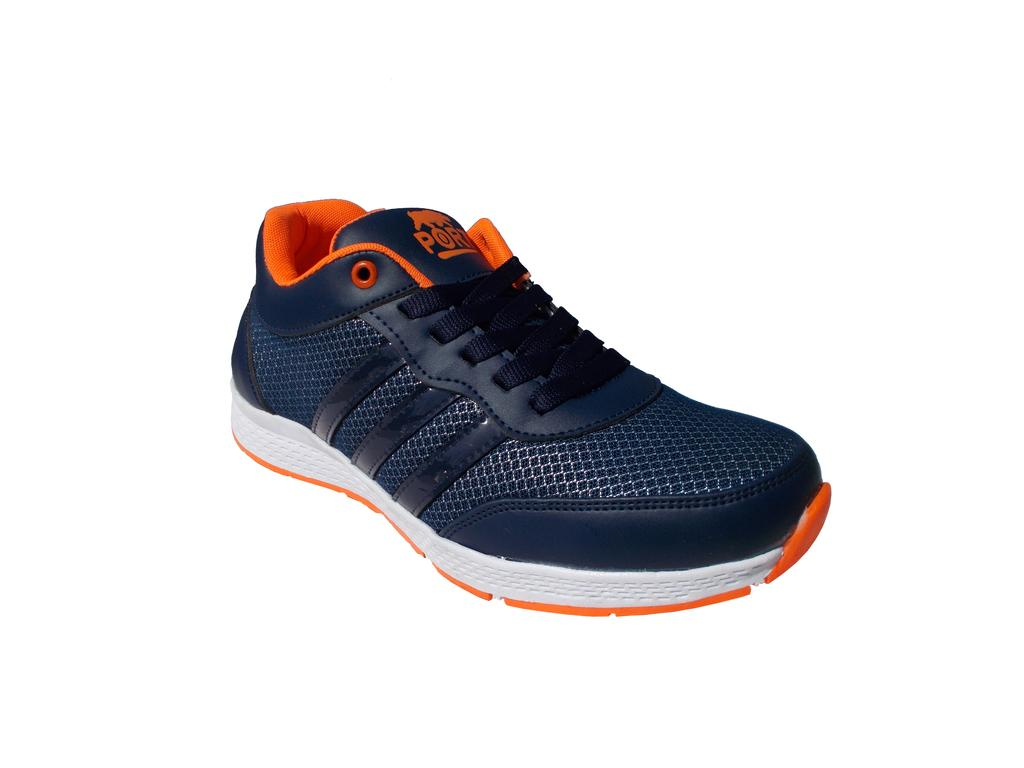 Port Men's Counter Blue Running Shoes