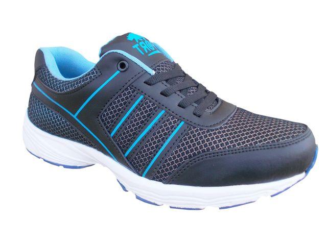 Port Men's Counter Navy Running Shoes