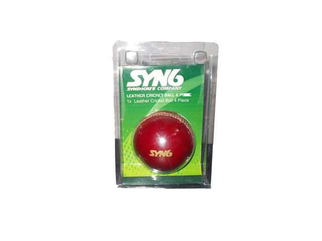 Syndicate Syn6 Cricket Ball