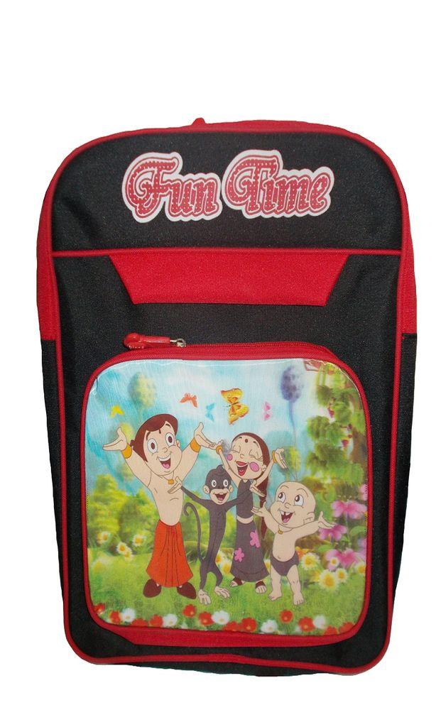 Port Chota Bheem School bag for Boys and Girls