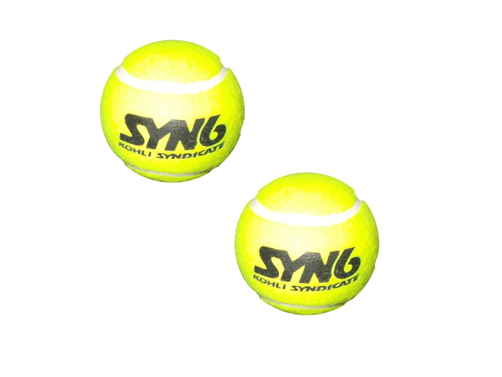 Syndicate Syn6 Tennis Balls Pack Of 2