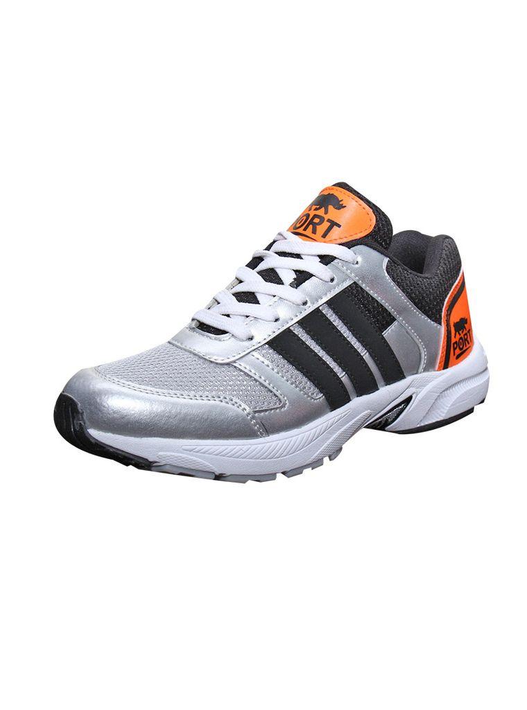 Port Men's Walio Multicolor Running Shoes