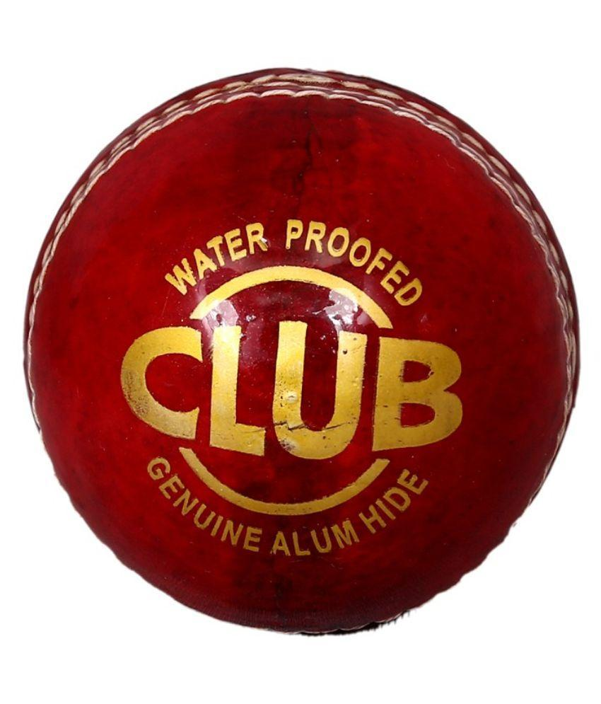 Priya Sports Red Cricket ball