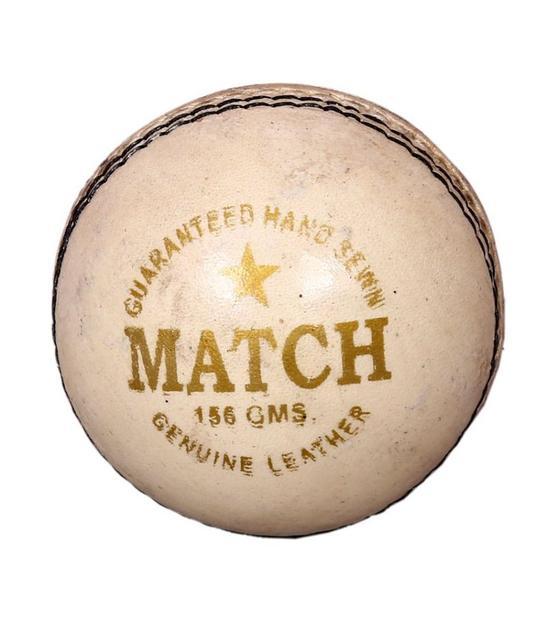 Priya Sports White Cricket ball