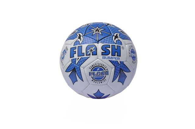 Flash BUMPER Synthetic Rubber Deluxe Range football