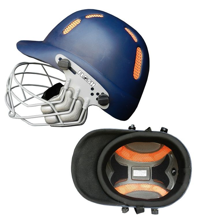Flash Cricket Helmet-HTEST