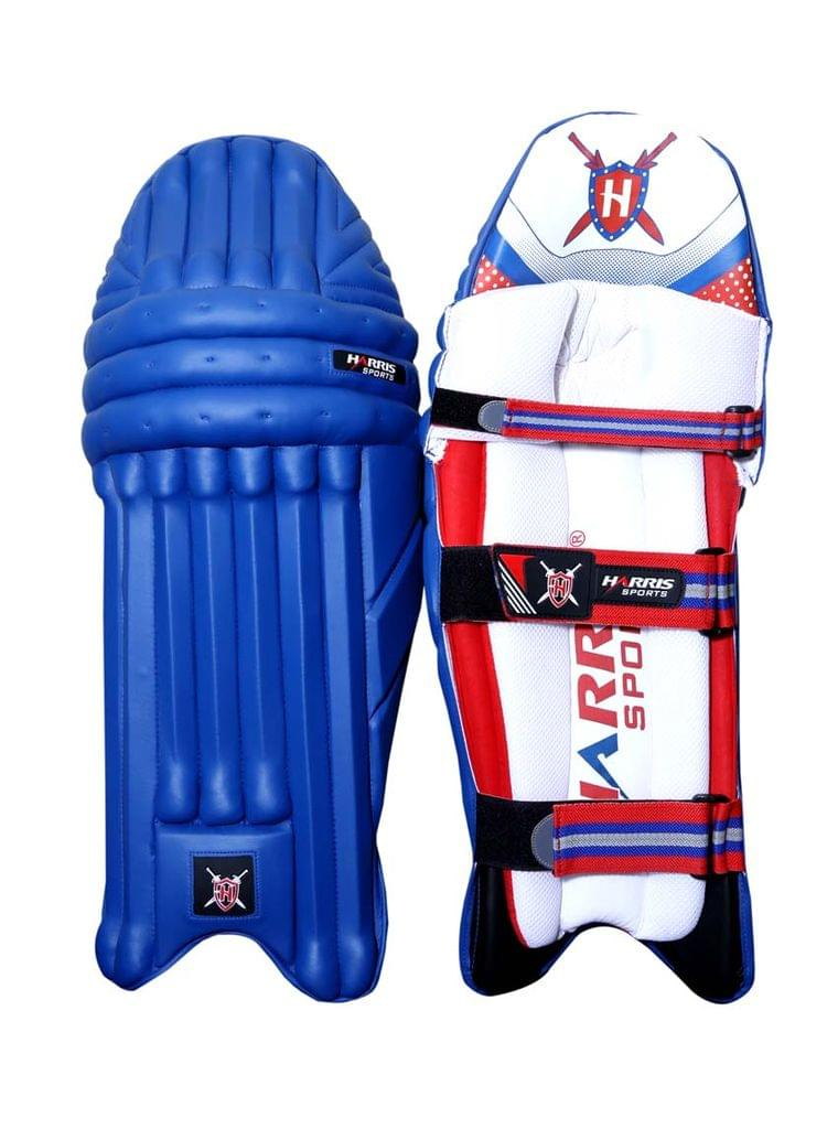 Harris Stone Batting Pads (Blue)