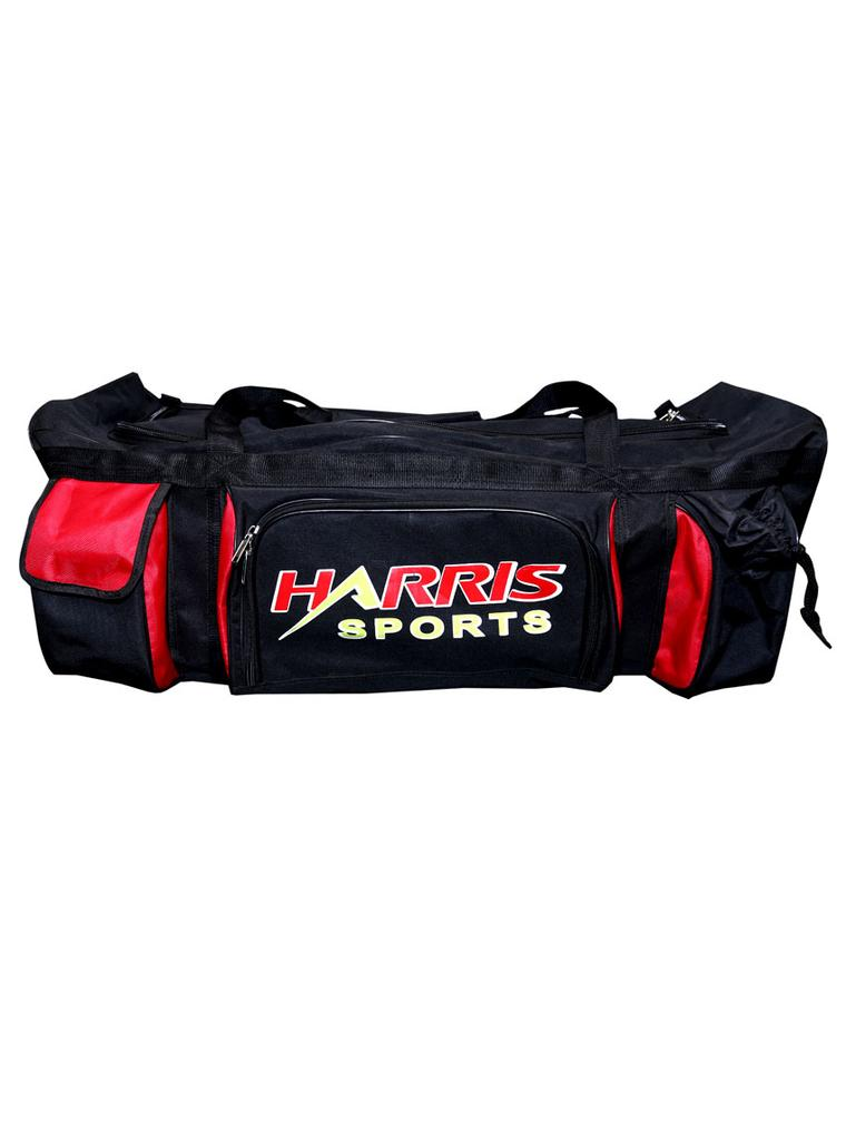 Harris Cricket Kit Bag With Wheels(4 Pockets)