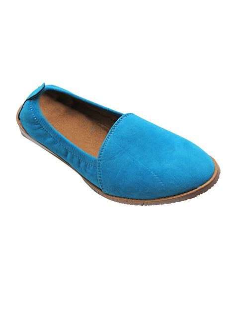 Port Gothic Casual Shoes  (Blue)