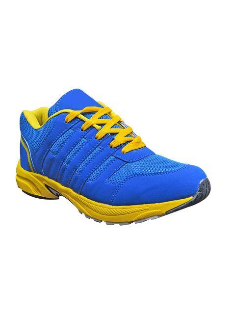 Port Bullet Blue Running Sports Shoe For Mens