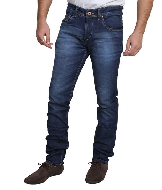 Rio Grande Dark Blue Men Jeans