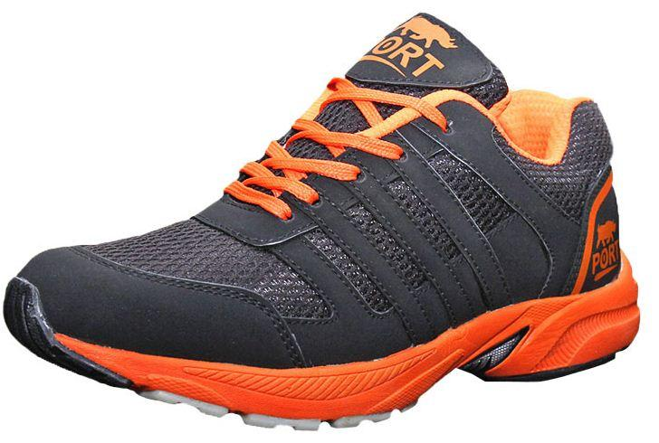 Port men's Red Crossbill PU Running shoes